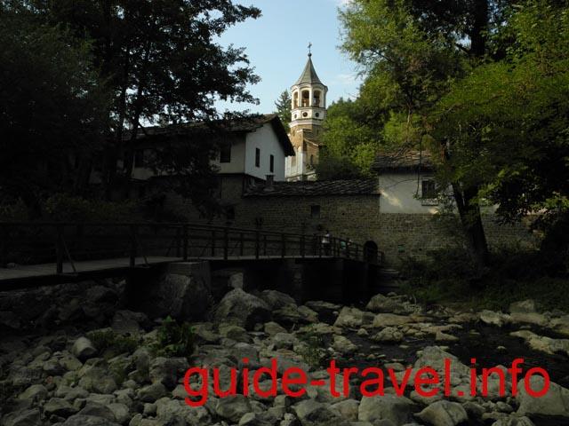 Болгария, Дряновский монастырь