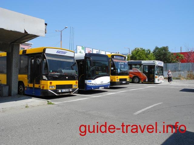 Самостоятельное путешествие на автобусе
