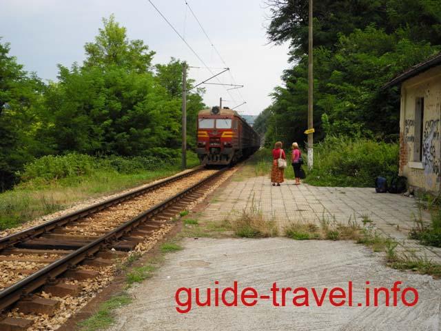 Самостоятельное путешествие на поезде