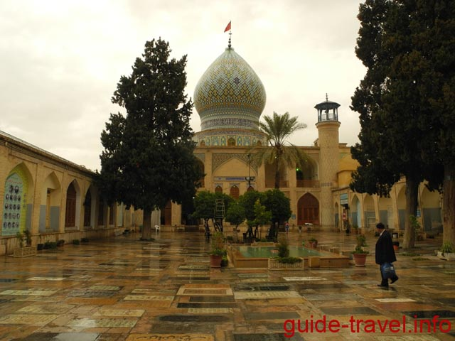 Мавзолей в Ширазе