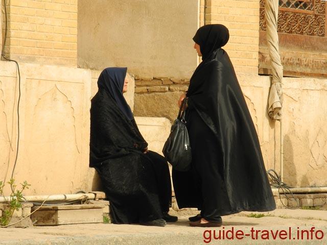 Иранский этикет
