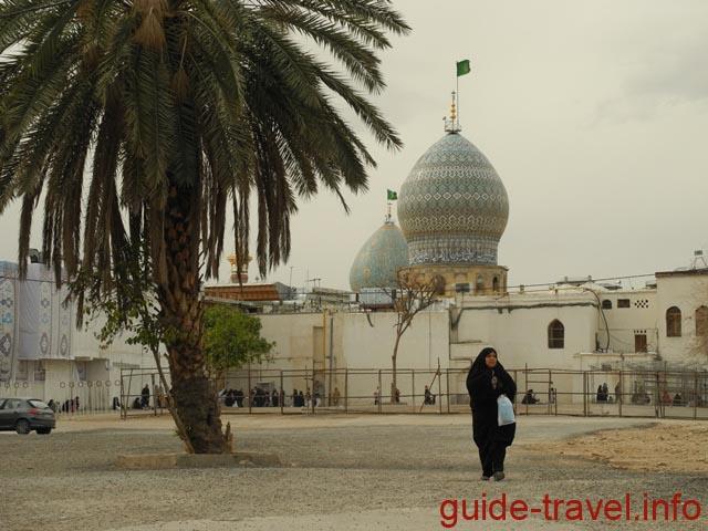 Правила посещения мечетей